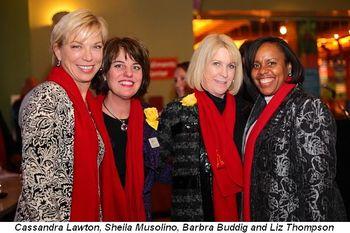 Blog 7 - Cassandra Lawton, Sheila Musolino, Barbra Buddig and Liz Thompson