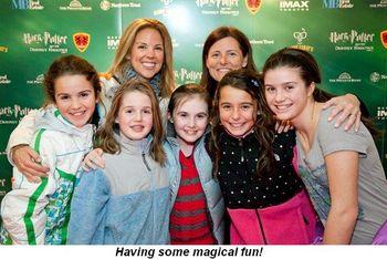 Blog 5 - Having some magical fun!