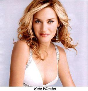 Blog 1 - Kate Winslet