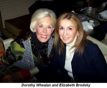 Blog 2 - Dorothy Whealan and Elizabeth Brodsky