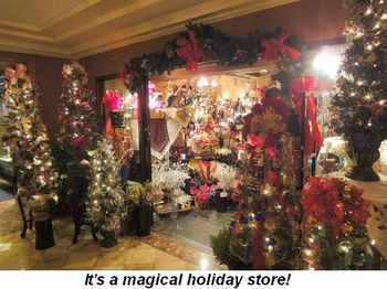Blog 2 - It's a magical holiday store