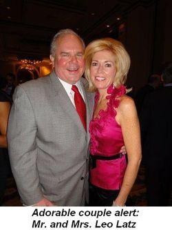Blog - Adorable couple—Mr. and Mrs. Leo Latz