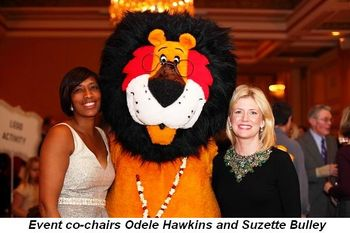 Blog 1 - Event Co-chairs Odele Hawkins and Suzette Bulley