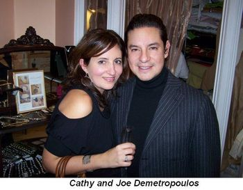 Blog 3 - Cathy and Joe Demetropoulos