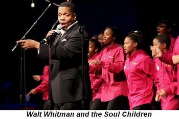Blog 6 - Walt Whitman and the Soul Children