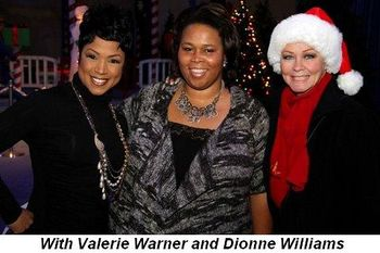 Blog 9 - With Valerie Warner and Dionne Williams