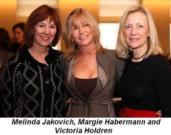 Blog 3 - Melinda Jakovich, Margie Habermann and Victoria Holdren