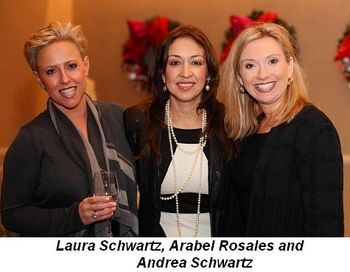 Blog 5 - Laura Schwartz, Arabel Rosales and Andrea Schwartz