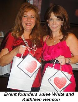 Blog 2 - Event founders Julee White and Kathleen Henson