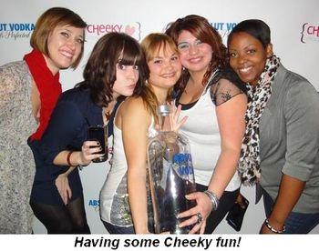 Blog 6 - Having some Cheeky fun!