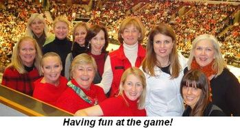 Blog 2 - Having fun at the game