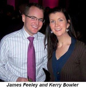 Blog 10 - Kerry Bowler and James Feely