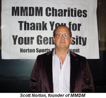 Blog 1 - Scott Norton, founder of MMDM