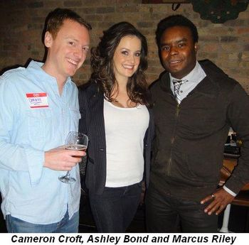 Blog 3 - Cameron Croft, Ashley Bond and Marcus Riley