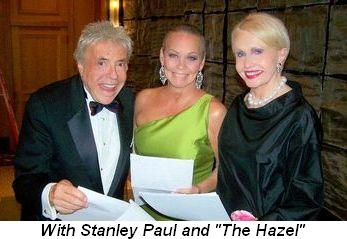 "Blog 2 - With Stanley Paul and ""The Hazel"""