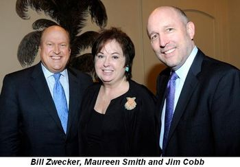 Blog 6 - Bill Zwecker, Maureen Smith and Jim Cobb