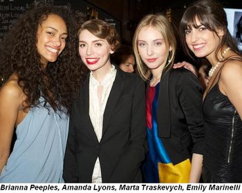 Blog 1 - BRIANNA PEEPLES, AMANDA LYONS, MARTA TRASKEVYCH,EMILY MARINELLI