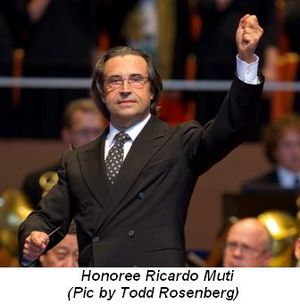 Blog 1 - Honoree Ricardo Muti (pic by Todd Rosenberg)