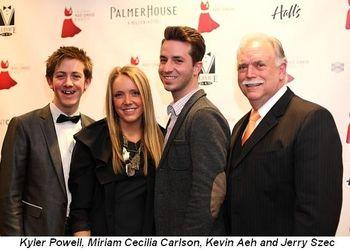 Blog 4 - Kyler Powell, Miriam Cecilia Carlson, Kevin Aeh and Jerry Szec