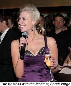 Blog 1 - The Hostess with the Mostest, Sarah Vargo