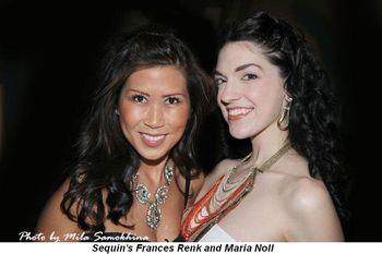 Blog 3 - Sequin's Frances Renk and Maria Noll