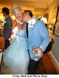 Blog 3 - Cindy Melk and Pierre Desy