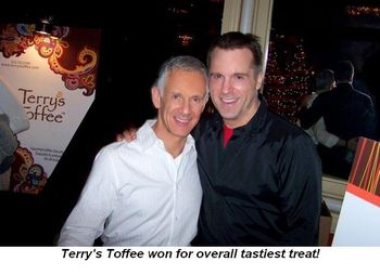 Blog 5 - Terry's Toffee won for overall tastiest treat