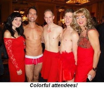 Blog 9 - Colorful attendees