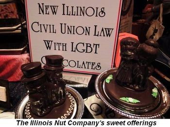 Blog 11 - The Illinois Nut Company's sweet offerings