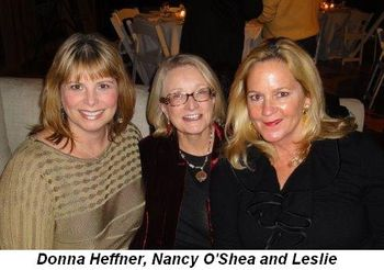 Blog 3 - Donna Heffner, Nancy O'Shea and Leslie
