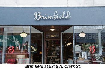 Blog 4 - Brimfield at 5219 N. Clark St