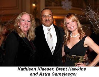 Blog 9 - Kathleen Klaeser, Brent Hawkins and Astra Gamsjaeger