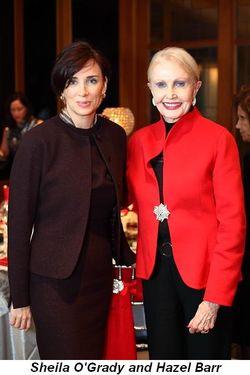 Blog 6 - Sheila O'Grady and Hazel Barr