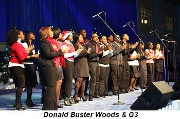 Blog 8 - Donald Buster Woods & G3