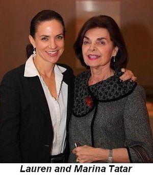 Blog 4 - Lauren and Marina Tatar