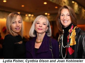Blog 7 - Lydia Fisher, Cynthia Olson and Joan Kohlmeier