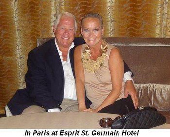 Blog 18 - In Paris at Esprit St. Germain Hotel