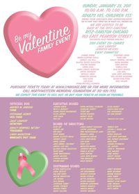 Valentine invite