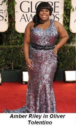 Blog 3 - Amber Riley in Oliver Tolentino