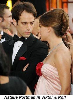 Blog 5 - Natalie Portman in Viktor & Rolf