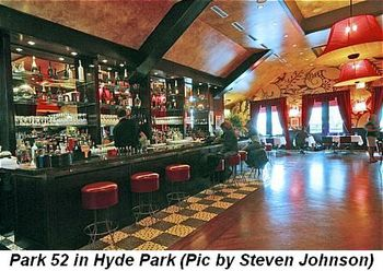 Blog 1 - Park 52 in Hyde Park (Pic by Steven Johnson)