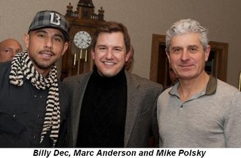 Blog 3 - Billy Dec, Marc Anderson and Mike Polsky