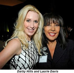Blog 9 - Darby Hills and Laurie Davis