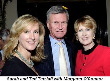 Blog 11 - Sarah and Ted Tetzlaff with Margaret O'Connor