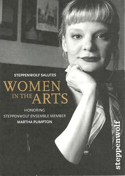 Blog 1 - Super talented Martha Plimpton