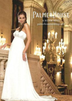 Blog 3 - Macy's Palmer House Bridal Show