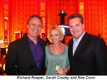 Blog 2 - Richard Roeper, Sarah Cooley and Roe Conn