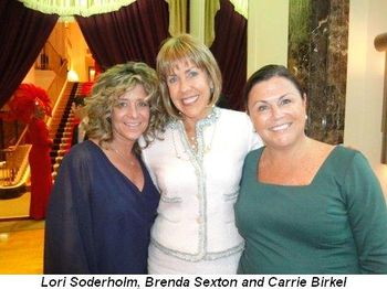 Blog 10 - Lori Soderholm, Brenda Sexton and Carrie Birkel