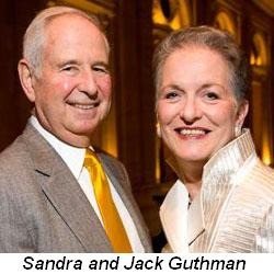 Blog 3 - Sandra and Jack Guthman