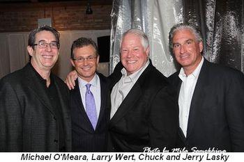 Blog 7 - Michael O'Meara, Larry Wert, Chuck and Jerry Lasky